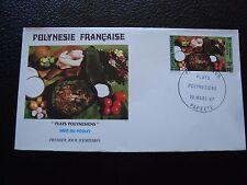 POLYNESIE FRANCAISE - enveloppe 1er jour 19/3/1987 (B7)