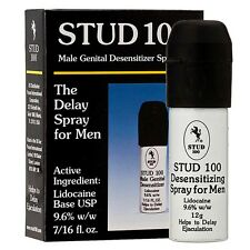 STUD 100 Desensitizing For Men Spray Delay Premature Ejaculation Prolong Sex