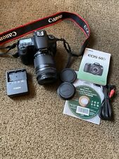 Canon EOS 60D 18.0MP Digital SLR Camera - Black (Kit w/ EF-S IS 18-135mm lens)