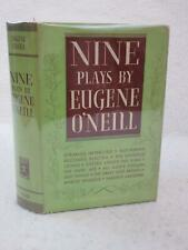 NINE PLAYS BY EUGENE O'NEILL Modern Library Giant 1952 #G55 HC/DJ