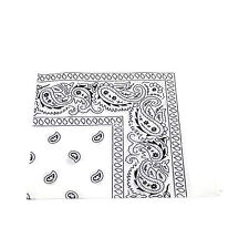 Paisley Bandana Bandanna Headwear/Hair Band Scarf Neck Wrist Wrap Band Head UK