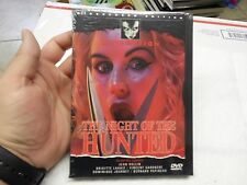 Night of the Hunted (DVD, 1999) Brand New