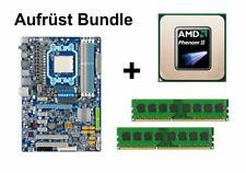 Aufrüst Bundle - Gigabyte MA770T-UD3P + Phenom II X6 1045T + 8GB RAM #69113