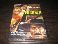 Vengeance DVD Lee Van Cleef Jim Brown John Marley Scellé Neuf