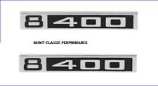 "1969-1972 Chevrolet C/K Pickup Truck "" 8  400 "" Engine Fender Emblem PR USA NEW!"