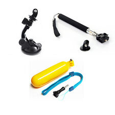 Suction Cup Floating Mount Monopod Accessories For GoPro Hero 2 3 4 5 Camera