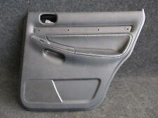 LEDER Türverkleidung hinten rechts Audi A4 S4 B5 Verkleidung Tür schwarz