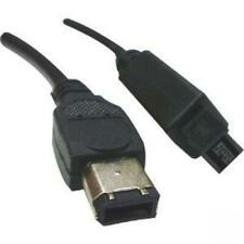 Professional Cable FireWire 800 9 Pin to 6 Pin - 6 Feet