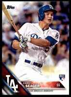 2016 Topps Corey Seager Rookie #85