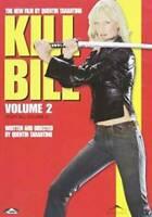 Kill Bill - Volume 2 (DVD) DISC & ARTWORK ONLY NO CASE UNUSED CONDITION