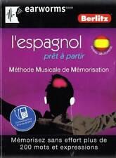 L'Espagnol prêt à partir. Méthode Musicale de Mémorisation. CD
