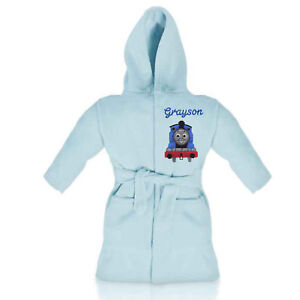 Thomas The Tank Personalised Super Soft Fleece Dressing Gown