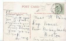 Genealogy Postcard - Family History - Winn - Boston - Lincolnshire  BS131