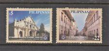 Philippine Stamps 2002 Vigan-World Heritage Sites Complete set MNH