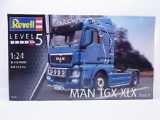 Interhobby 32701 Revell 07426 MAN TGX XLX LKW Truck Zugm. 1:24 Bausatz NEU OVP