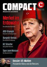 COMPACT MAGAZIN 04/2016 BARGELD VERBOT/AFD/MOSSAD/SYRIENLÜGEN/ERDOWAHN