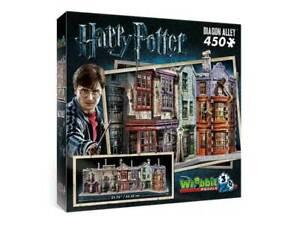 Wrebbit 3D Harry Potter Diagon Alley Puzzle 450 Pieces (WRE010101)