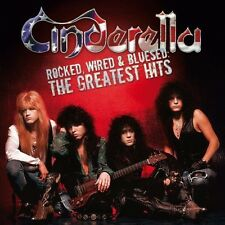 Rocked Wired & Bluesed: Greatest Hits - Cinderella (2005, CD NIEUW)