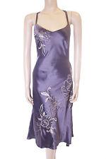 Purple Pearce Fionda Evening Dress Size 8 EU 36 US 4 Small Ball Prom Gown