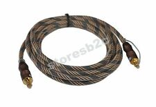 Hot 15FT Toslink Digital Audio Optic Cable Optical Cord HDTV DVD PS3 HD xBox TV