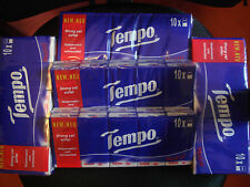 50X  Tempo pocket tissues Neutral