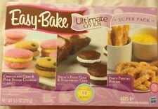 *NEW* EASY BAKE ULTIMATE OVEN 12 MIX SUPER PACK Hasbro Easy Bake Oven