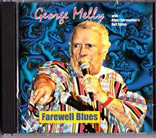 George Melly & Digby Fairweather's Half Dozen- Farewell Blues CD (NEW Jazz 2007)