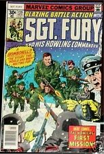 SGT. FURY 139 SERGEANT 1963 & HIS HOWLING COMMANDOS NICK AGENT OF SHIELD VF