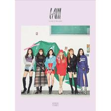 GIRL(G) I-DLE I AM 1st Mini Album CD+POSTER+2ea P.Book+2p Card+2p Sticker SEALED