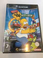 Nintendo GameCube Simpsons Hit And Run New Sealed