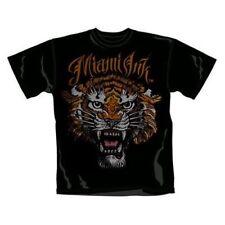 MIAMI INK T-Shirt Tiger black - Taglia S - OFFICIAL MERCHANDISE