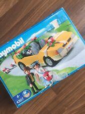 Neu Playmobil 4307 - Hochzeitspaar + Brautauto / 2007 /BA+OVP / Hochzeit Schmuck