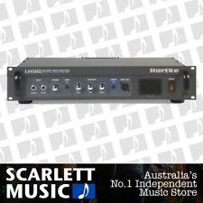 Hybrid Head Guitar Amplifiers
