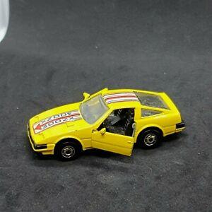 Hot Wheels Nissan 300ZX Vintage Mainline Die-Cast Vehicle Mattel 1987