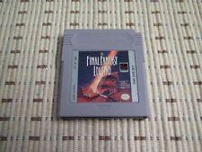 Final Fantasy Legend für GameBoy und Color und Advance