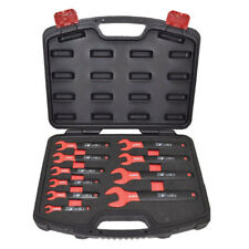 Durite 0-706-40 Insulated Open-Ended 10 Piece Spanner Set
