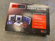 Disabled Persons Toilet Alarm Emergency Assist Alarm 99p Auction No Reserve