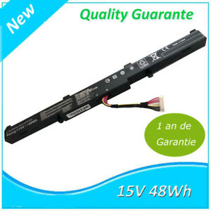 Batterie Battery 15V 3200mAh pour ASUS N752 N752V N752VX Series A41N1501