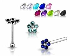 Body piercing naso 6mm