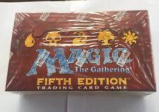Magic Fifth 5th Edition Booster Box English MTG FASC
