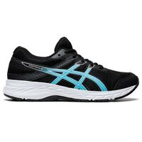 ASICS GEL-Contend 6 Shoe - Kid's Running - Black - 1014A086.003
