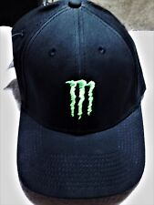 Monster Energy Athlete Only A-Flex One Size Ball Cap Official Anheuser Busch