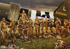 Easy Company 101st Airborne Easy company Large poster D-Day Filthy Thirteen C47