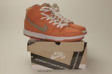 Nike SB Dunk High Pro Shoes Orange 305050 801 Size 9.5 WRONG BOX *SHIPS 1/24/19*