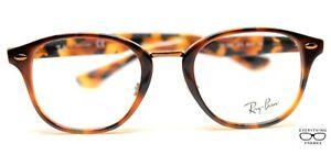 Ray Ban RB5355 5675 Tortoise Full Rim Frame Square New Authentic 48