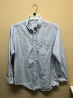 Brooks Brothers Makers Long Sleeve Button Down Mens Shirt 16-4