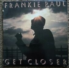 Frankie Paul- Get Closer- Vinyl LP- 1990- Profile(EX)