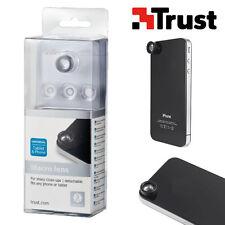 TRUST fotocamera fotografia SMARTPHONE Macro Lens per iPhone iPad Samsung LG HTC