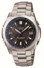 CASIO watch OCEANUS Classic Line TOUGH MVT MULTIBAND6 OCW-T100TD-1AJF Men F/S