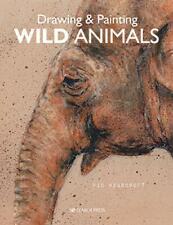 Zeichnung & Gemälde Wildtiere Von Vic Bearcroft, Neues Buch, Gratis